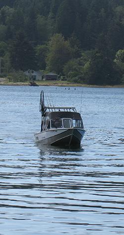 Fishing & Crabbing  Report