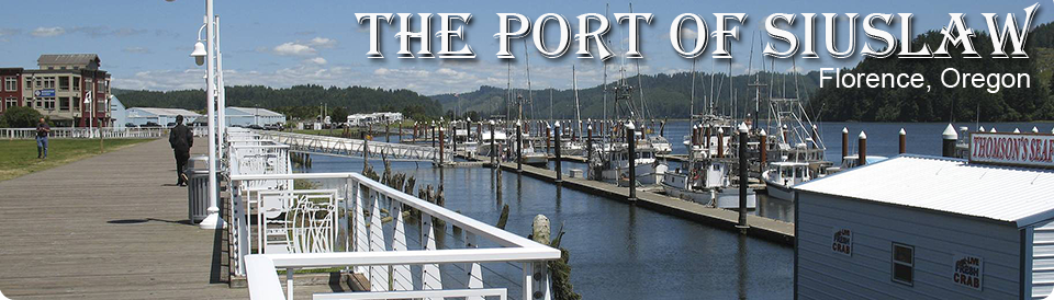 The Port of Siuslaw