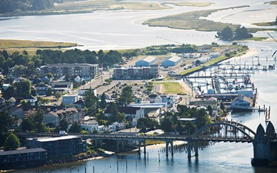 Port Commission meeting Wednesday March 21, 2018 at 7pm
