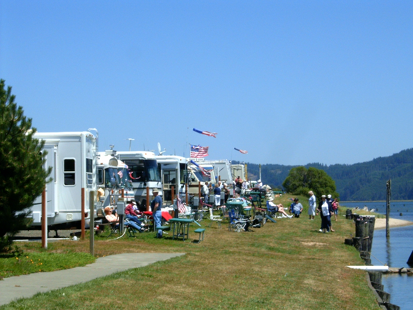 Celebrate the 4th of July at the Port of Siuslaw