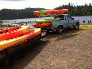 Kayak Rentals 2013