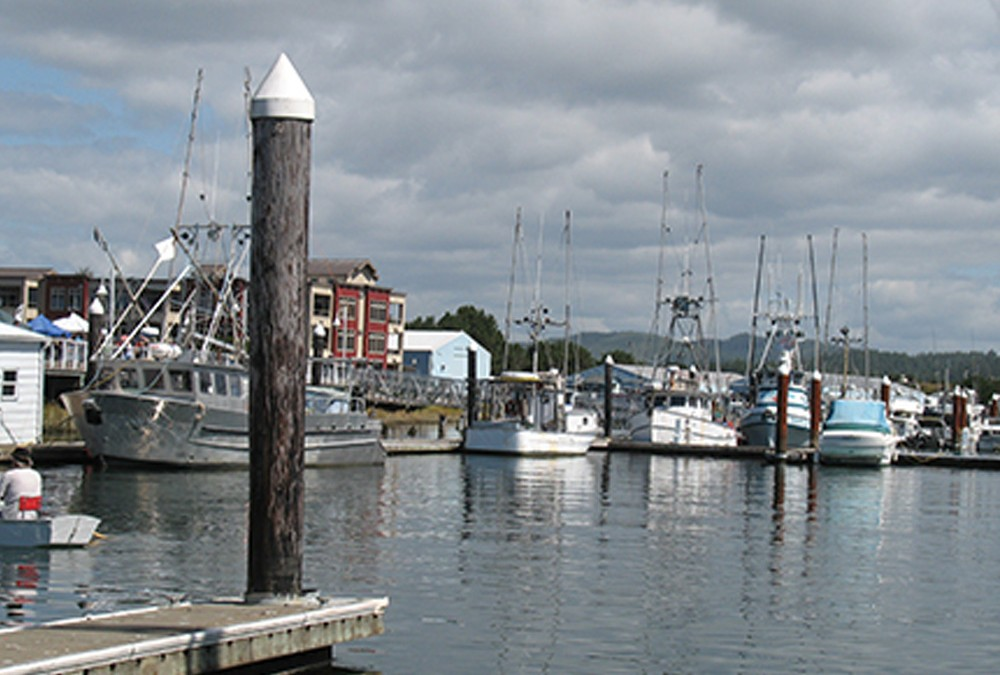 Debris Booms to be placed in Marinas