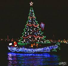 Annual Light Up Your Boat Contest